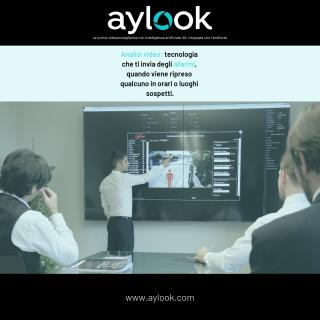 Impianto di videosorveglianza professionale